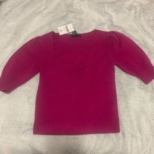 Forever21 knit sweater top
